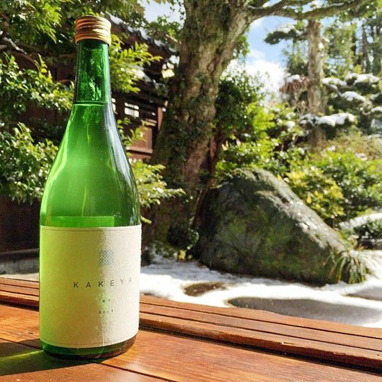 日本酒応援団「KAKEYA」