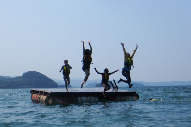 【無人島通信】ただ海に飛び込むだけという贅沢。長崎・田島は夏の楽園