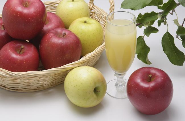 そのパワーに医者もタジタジ…日本一の 青森 りんご が女性に良い理由