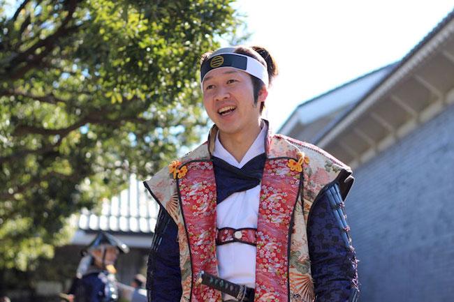 愛すべき、のぼう様!忍城のユルすぎる武将「成田長親」に会ってきた