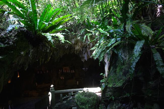 洞穴入口001