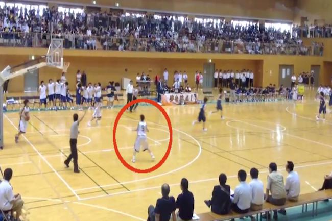 山口県の女子バスケ決勝戦で起きた「0.9秒」奇跡の大逆転に鳥肌