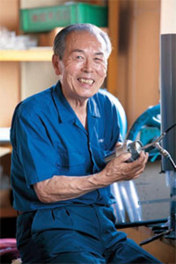 松平製作所の社長・松平 寛夫