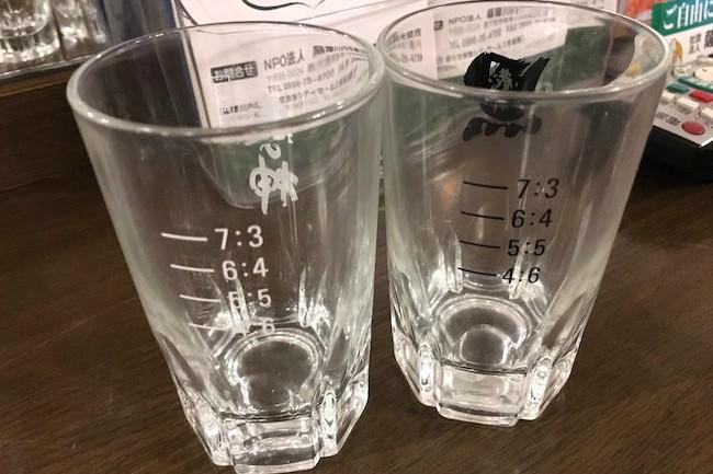 """鹿児島県民なら知っているという""""目盛りグラス""""の使い方を知っているであろうか?何に使うのだろうか!?"""
