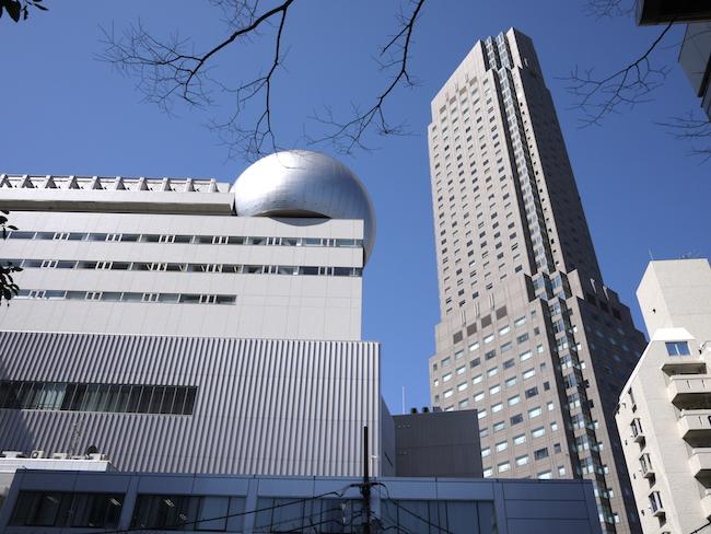 文化総合センター大和田」のあたりも昔は山賊・道玄のナワバリ