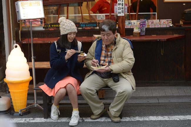 祖師ヶ谷大蔵で話題のたこ焼き屋「たこっぺ」