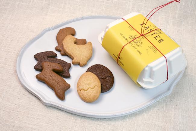"""株式会社エーデルワイスが展開する"""" 焼きたてフィナンシェ"""" が代表的な商品の「ノワ・ドゥ・ブール」から、春の訪れを喜び合う祝祭"""" イースター"""" 限定商品の『イースター・クッキー』を発売しました。"""
