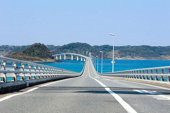 山口県下関市角島大橋