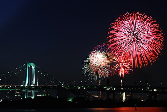 行けないなら4K動画で見よう。東京で8月に開催される花火大会4選