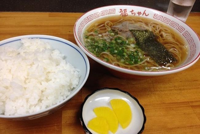 「四国はうどん」と思ったら…愛媛県大洲市民は「福ちゃんラーメン」一筋
