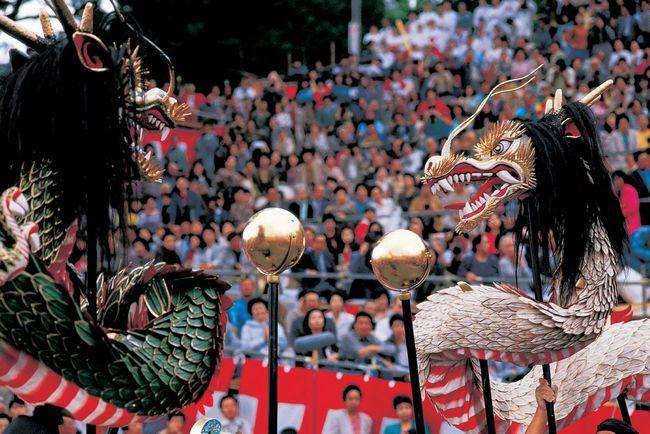 県民がそわそわしだす秋。すべて見るまで7年かかる「長崎くんち」