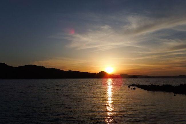 【無人島通信】釣り師・無線家・子供たち。田島を訪れた印象的な人達