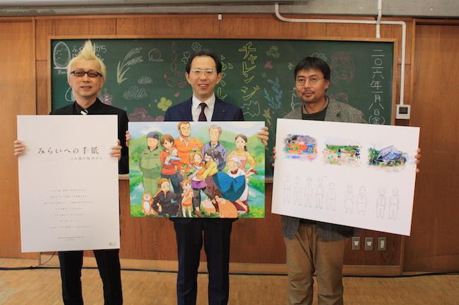 震災 から5年、福島 はどう変わったのか。 アニメ で見る東北の「光と影」