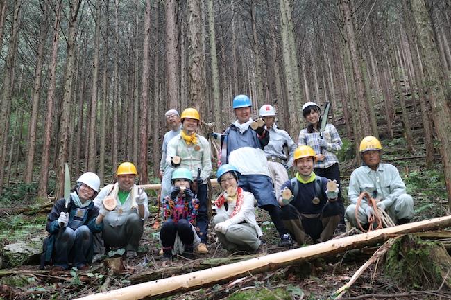 東京で林業!?いま生活の中の「森林」に興味を持つ人が急増中なわけ