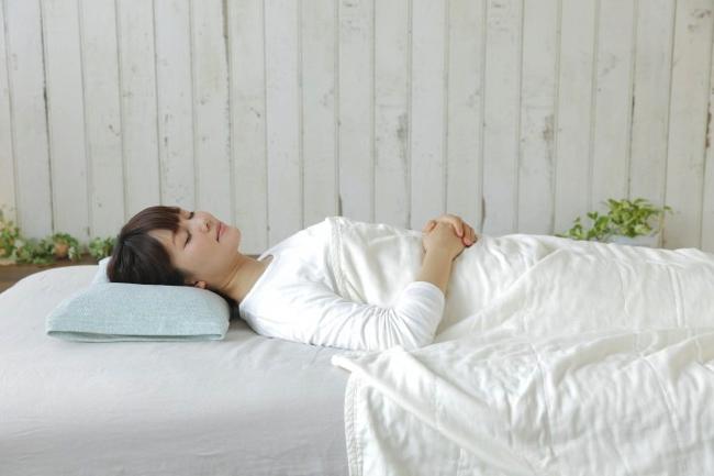 【快眠】千葉のご当地まくら、今度は寝ている間に「森林浴」ができる?