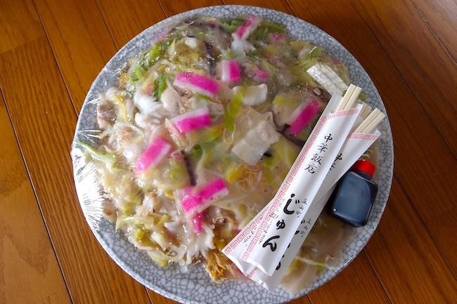「皿うどん」にウスターソースをかける人は、ほぼ長崎市民です