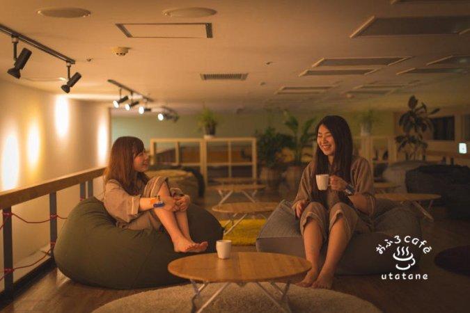 話題の「おふろカフェ」以外にも。全国のユニークなカフェ