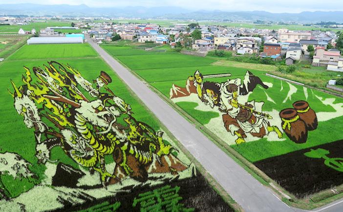 青森県田舎館村(いなかだてむら)の田んぼアートが、今年の見ごろ期間も終盤になってきました。前回の記事「今年は「真田丸」でキタ! 青森県の恒例行事『田んぼアート』が開催 - ジモトのココロ(ジモココ)」から2ヵ月、この期間にどんな風に変化したのでしょうか? 青森県在住のブロガー斎藤美佳子さんにその会場を取材してもらいました。