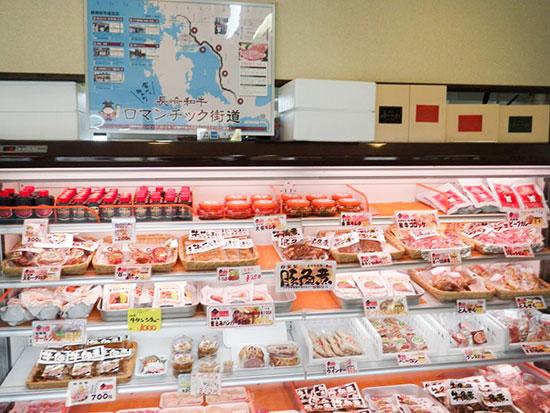 焼肉店直営「あいかわ」の佐世保バーガー